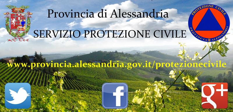 Protezione Civile Provincia di Alessandria